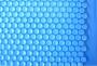 Пузырьковое покрытие голубое